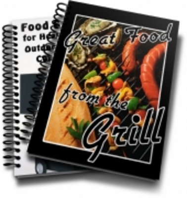 Product picture Great Food From The Grill