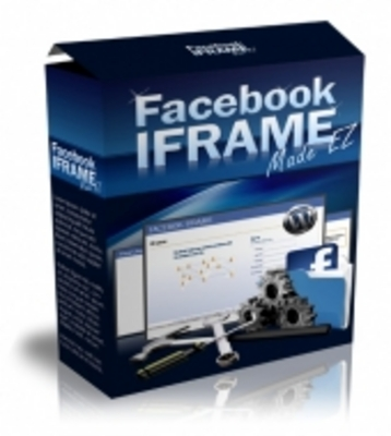 Product picture Facebook iFrame Made EZ