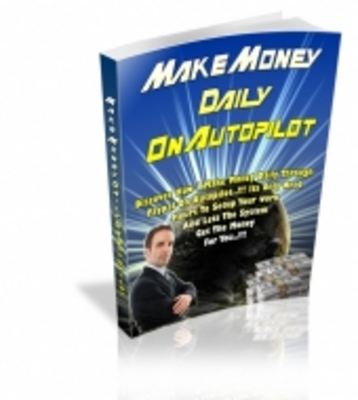 Product picture Make Money Daily On Autopilot