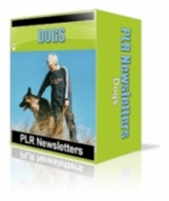 Product picture Dogs Niche Newsletters